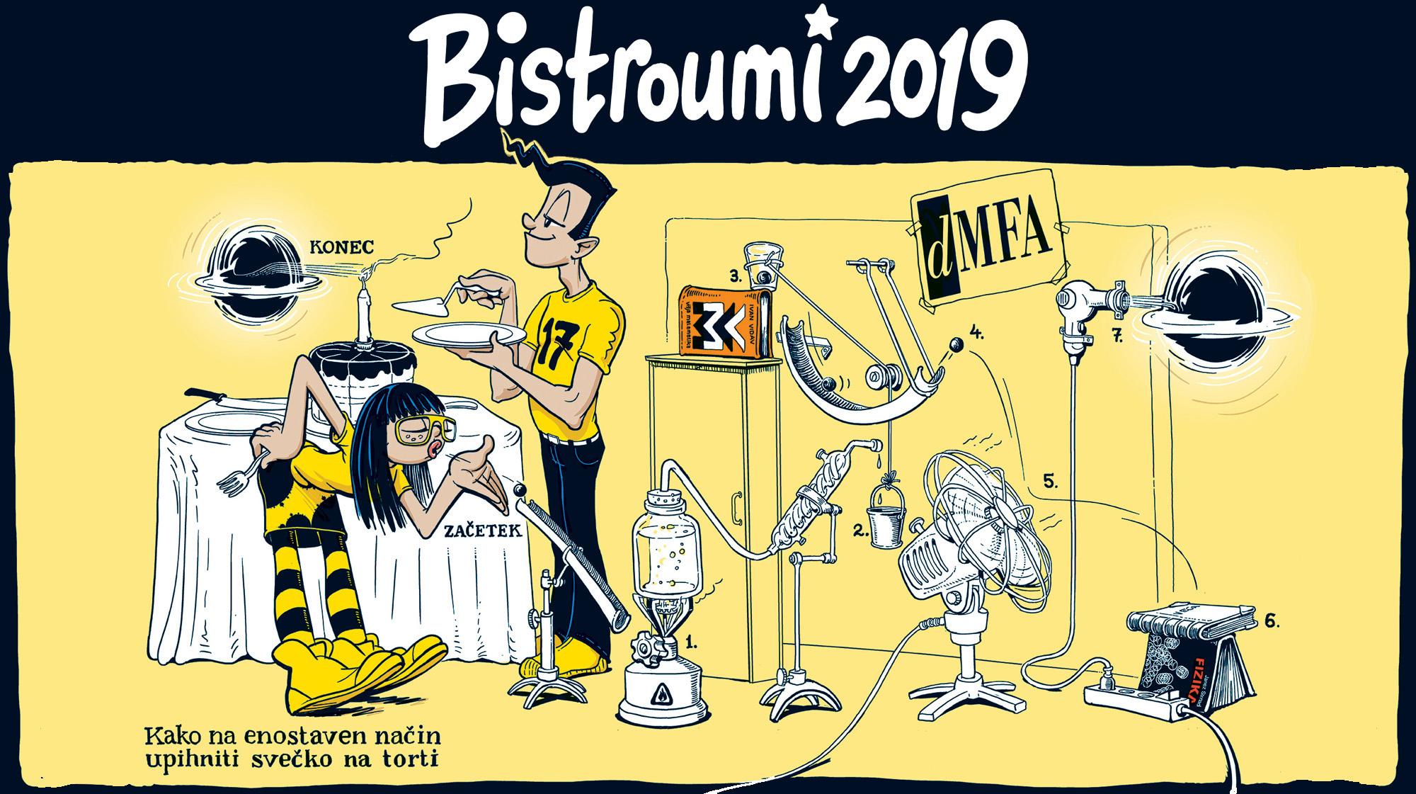 Naslovnica Bistroumi 2019